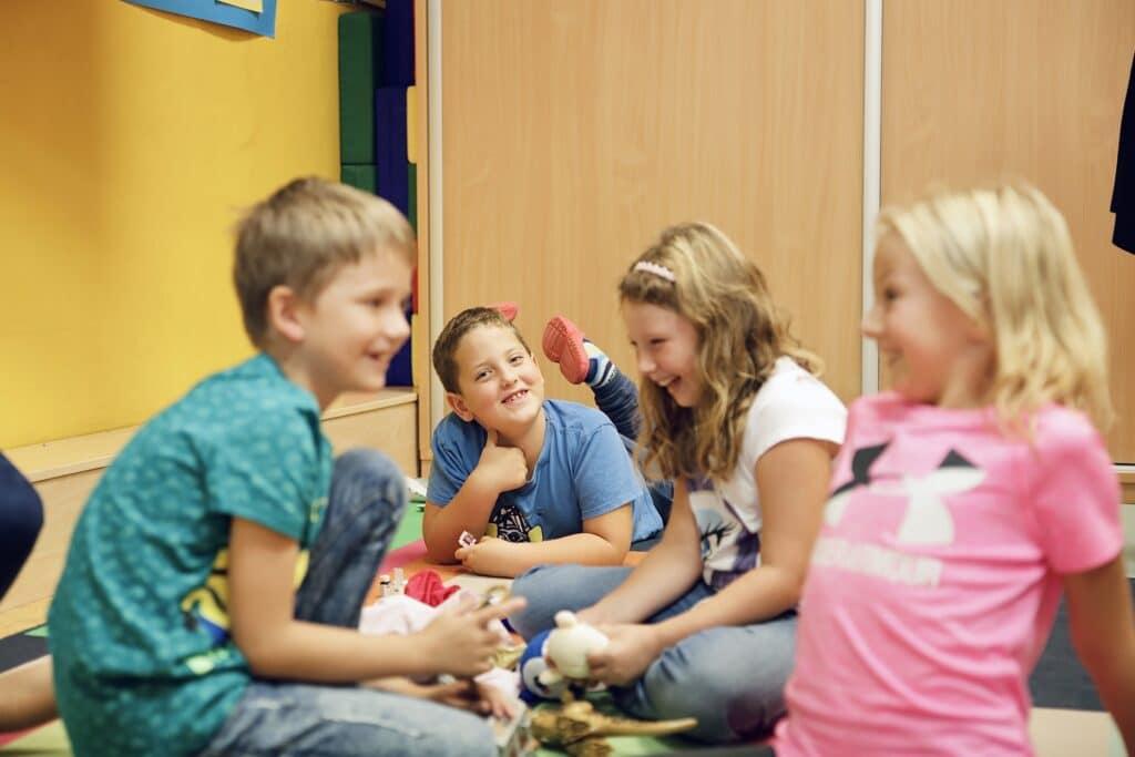 Školní družina a dětský klub v letošním roce 1