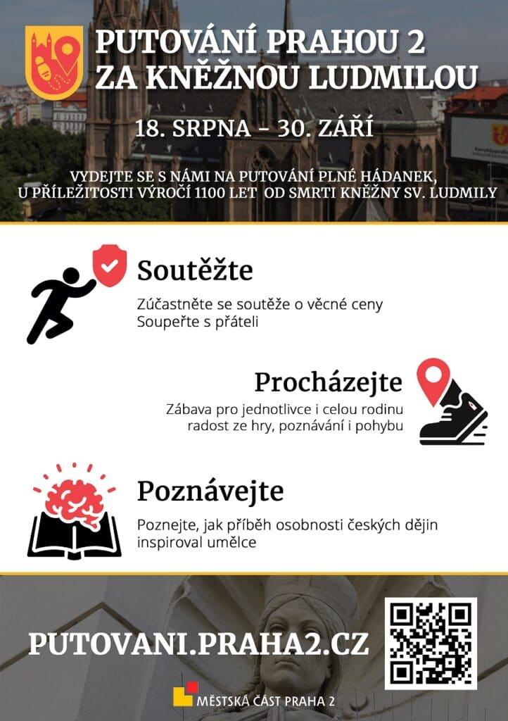 Ředitelské volno 27. 9. a venkovní hra na Praze 2 1